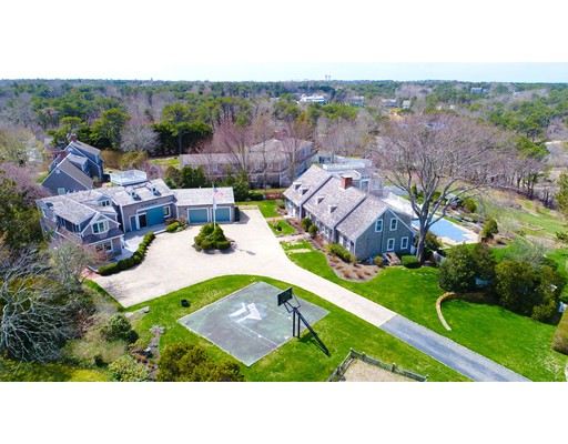 متعددة للعائلات الرئيسية للـ Sale في 141 Cotchpinicut Road Chatham, Massachusetts 02650 United States