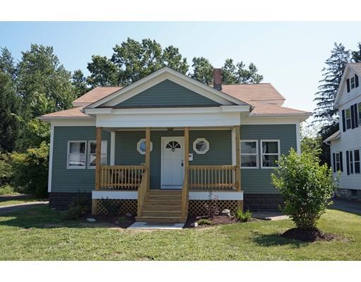 Casa Unifamiliar por un Venta en 7 Franklin Street Easthampton, Massachusetts 01027 Estados Unidos