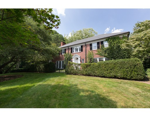 Single Family Home for Sale at 145 Sargent Road Brookline, Massachusetts 02445 United States