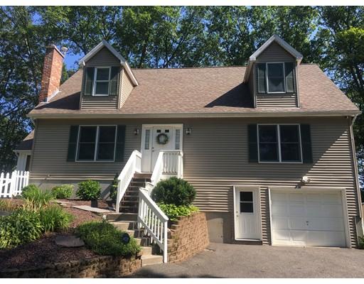 Casa Unifamiliar por un Venta en 127 Aldrich Street Granby, Massachusetts 01033 Estados Unidos