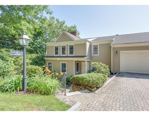 共管式独立产权公寓 为 销售 在 2 South Meadow Ridge 康科德, 马萨诸塞州 01742 美国