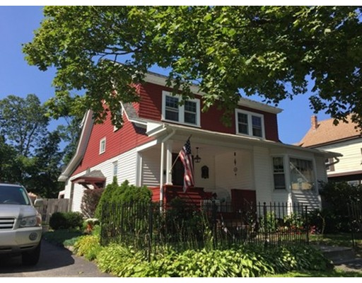 41 Clyde Street, Fitchburg, MA 01420