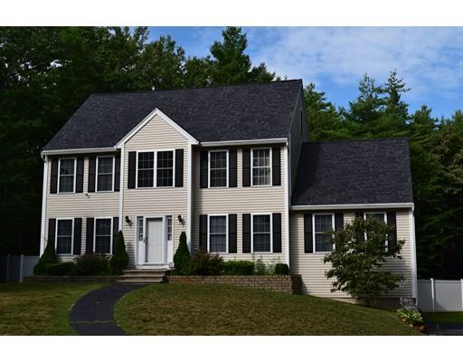 Maison unifamiliale pour l Vente à 23 Godfrey Lane Fremont, New Hampshire 03044 États-Unis