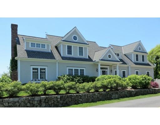 Maison unifamiliale pour l Vente à 47 Old Wharf Road Harwich, Massachusetts 02666 États-Unis