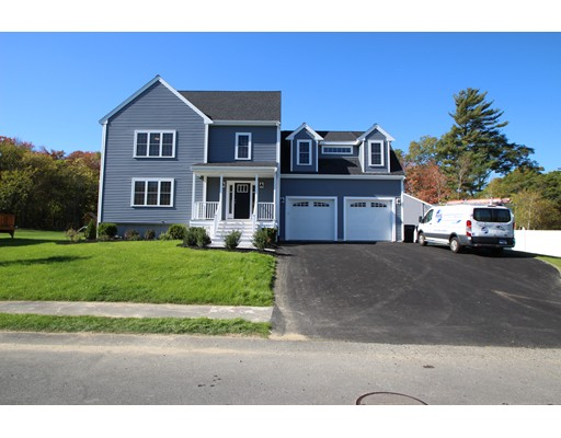 Single Family Home for Sale at 7 Captain Allen Way Whitman, Massachusetts 02382 United States