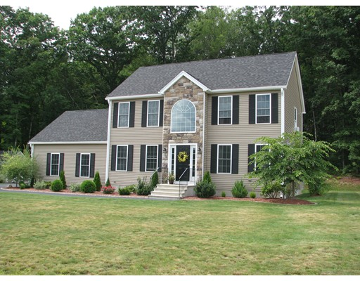 Single Family Home for Sale at 24 Myles Lane Shirley, Massachusetts 01464 United States