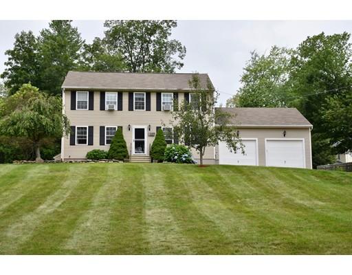 واحد منزل الأسرة للـ Sale في 337 Mason Road Ext Dudley, Massachusetts 01571 United States