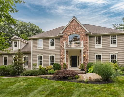 Частный односемейный дом для того Продажа на 8 Robinson Drive Bedford, Массачусетс 01730 Соединенные Штаты
