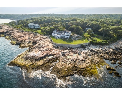 Maison unifamiliale pour l Vente à 50 Mussel Point Gloucester, Massachusetts 01930 États-Unis