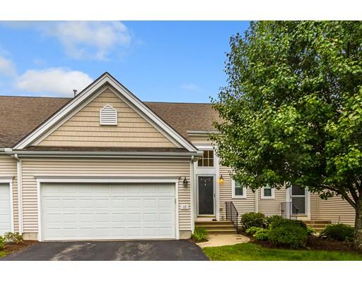 Appartement en copropriété pour l Vente à 17 Violet Drive Grafton, Massachusetts 01560 États-Unis
