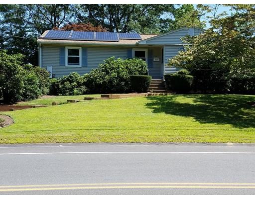 Частный односемейный дом для того Продажа на 467 Oxford St. North Auburn, Массачусетс 01501 Соединенные Штаты