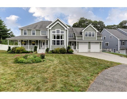 Single Family Home for Sale at 28 Bregoli Lane 28 Bregoli Lane Braintree, Massachusetts 02184 United States