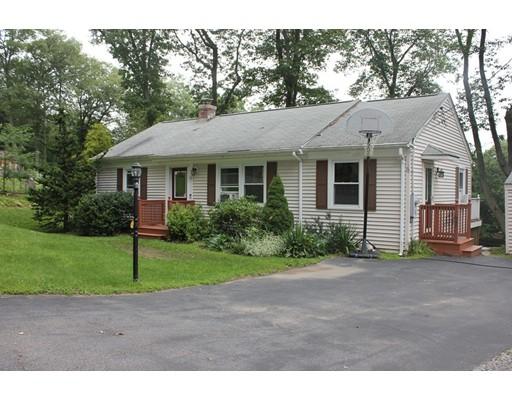 Частный односемейный дом для того Продажа на 15 ledgewood Boylston, Массачусетс 01505 Соединенные Штаты
