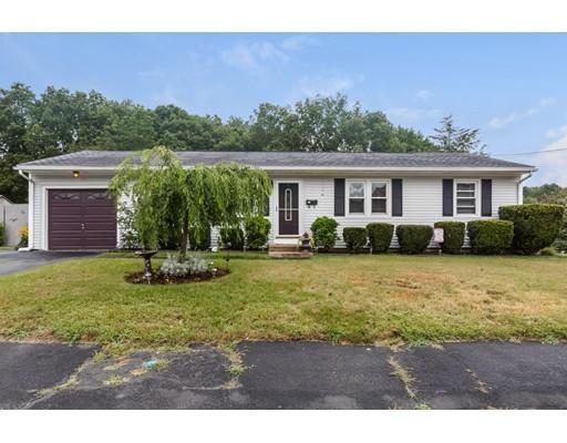 Maison unifamiliale pour l Vente à 31 York Drive Coventry, Rhode Island 02816 États-Unis