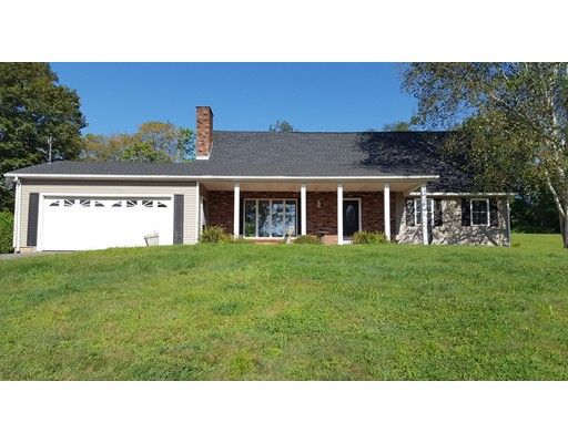 Single Family Home for Sale at 329 Upper Church Street 329 Upper Church Street Hardwick, Massachusetts 01031 United States