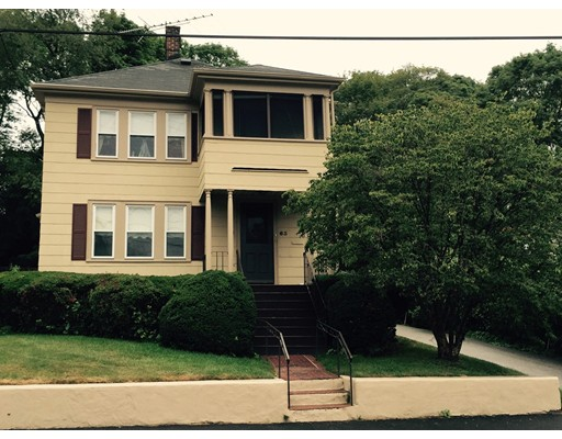 Single Family Home for Rent at 63 Broad Street Weymouth, Massachusetts 02188 United States