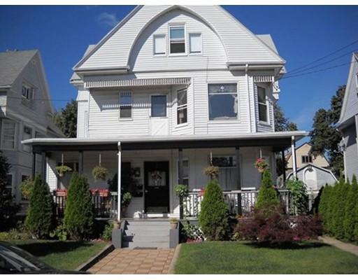 Multi-Family Home for Sale at 92 Otis Street Medford, Massachusetts 02155 United States