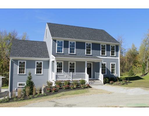 Casa Unifamiliar por un Venta en 114 Brooks Station 114 Brooks Station Princeton, Massachusetts 01541 Estados Unidos