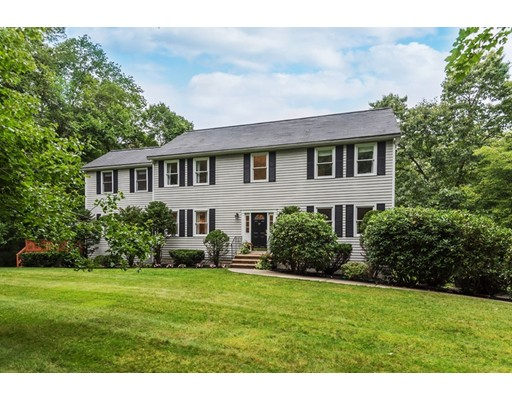 20 Wethersfield Drive, Andover, MA 01810