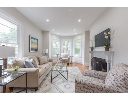 Частный односемейный дом для того Продажа на 50 Quincy Street Medford, Массачусетс 02155 Соединенные Штаты
