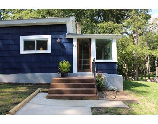 Casa Unifamiliar por un Venta en 89 Aldrich Street Granby, Massachusetts 01033 Estados Unidos