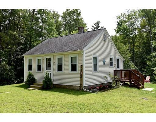 独户住宅 为 销售 在 108 Crawford Road Oakham, 马萨诸塞州 01068 美国