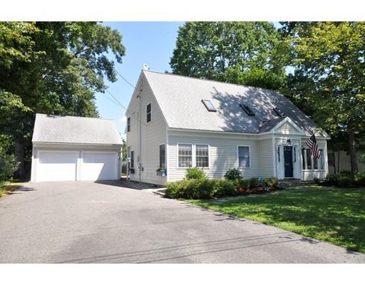 Частный односемейный дом для того Продажа на 23 Randall Road Maynard, Массачусетс 01754 Соединенные Штаты