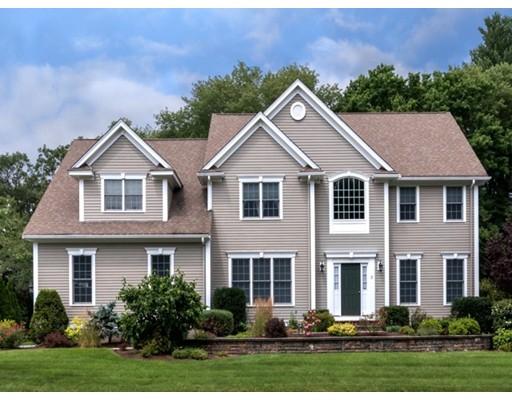 Частный односемейный дом для того Продажа на 3 Sorens Way Bedford, Массачусетс 01730 Соединенные Штаты