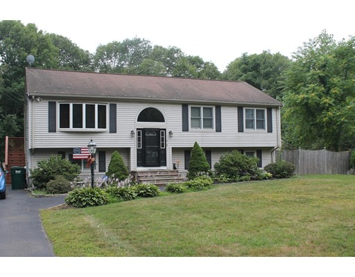Single Family Home for Sale at 1 Kathy Way Holbrook, Massachusetts 02343 United States