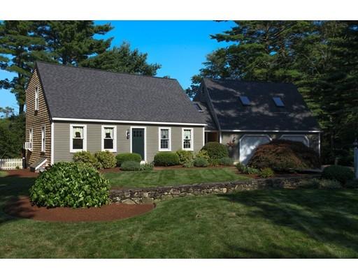 Частный односемейный дом для того Продажа на 35 Woodhaven Street Carver, Массачусетс 02330 Соединенные Штаты