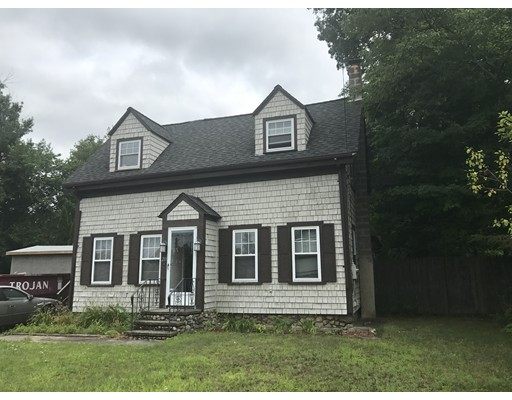 Single Family Home for Sale at 211 Centre Street Holbrook, Massachusetts 02343 United States