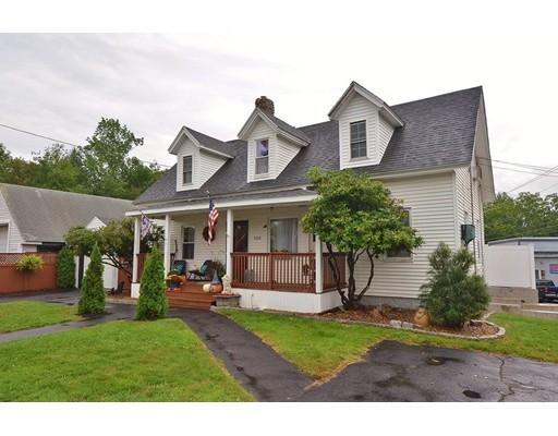 واحد منزل الأسرة للـ Sale في 144 S Main Street 144 S Main Street Gardner, Massachusetts 01440 United States