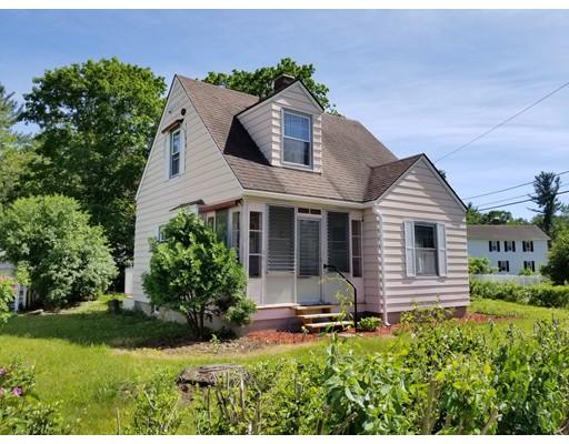 واحد منزل الأسرة للـ Sale في 391 Lenox Street Athol, Massachusetts 01331 United States
