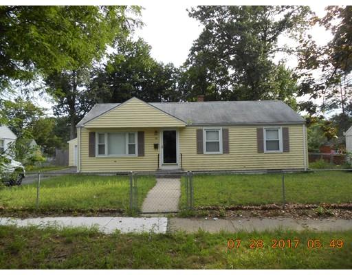 64 Glencoe St, Springfield, MA 01104