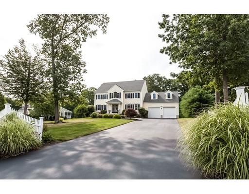 Single Family Home for Sale at 25 Adley Drive Abington, Massachusetts 02351 United States