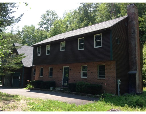 Single Family Home for Sale at 87 Old State Road Erving, Massachusetts 01344 United States