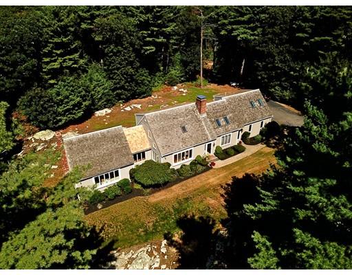 独户住宅 为 销售 在 174 Forest Ave (Fox Run) 科哈塞特, 马萨诸塞州 02025 美国