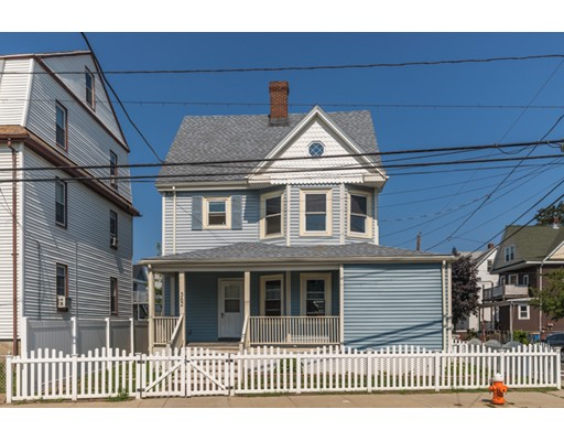 Multi-Family Home for Sale at 362 Shirley Street Winthrop, Massachusetts 02152 United States
