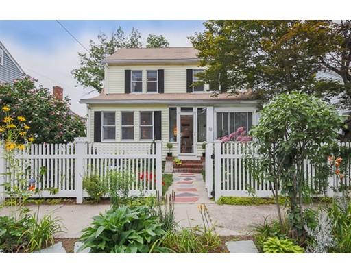Casa Unifamiliar por un Venta en 52 Aberdeen Road Arlington, Massachusetts 02476 Estados Unidos