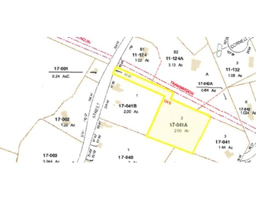 Land for Sale at 98 Centre St, Lot 2 Dover, Massachusetts 02030 United States