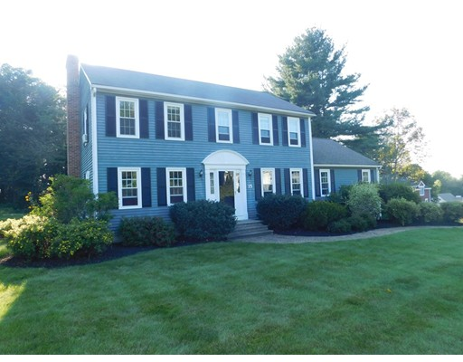 Single Family Home for Sale at 15 Prouty Lane Rutland, Massachusetts 01543 United States