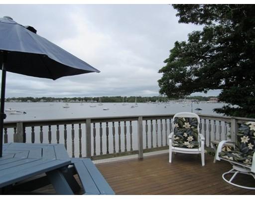 Casa Unifamiliar por un Alquiler en 45 Oak St(winter rental) Wareham, Massachusetts 02571 Estados Unidos