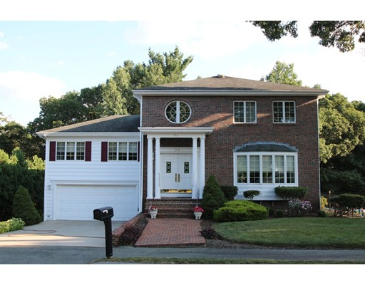 Single Family Home for Sale at 39 Sanders Drive Saugus, Massachusetts 01906 United States