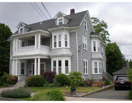 Single Family Home for Rent at 8 Wilson Natick, Massachusetts 01760 United States