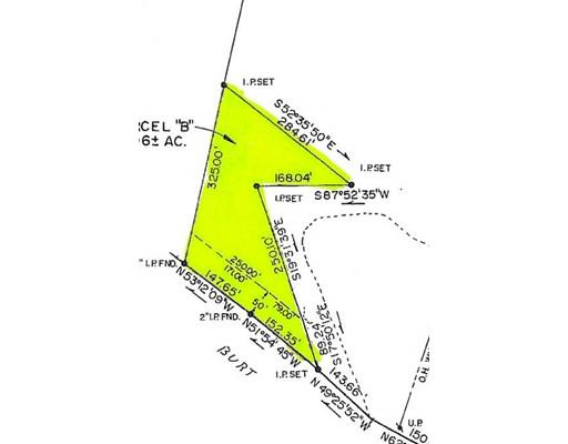 Land for Sale at Burt Road Westhampton, 01027 United States