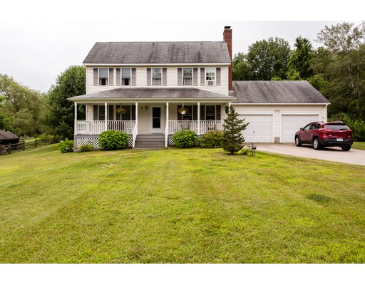 واحد منزل الأسرة للـ Sale في 55 Bay Path Road Warren, Massachusetts 01083 United States