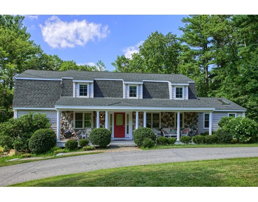 Single Family Home for Sale at 9 Mansfield 9 Mansfield Chelmsford, Massachusetts 01824 United States