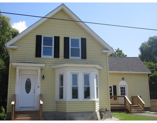 Single Family Home for Sale at 10 Pleasant Street 10 Pleasant Street Pepperell, Massachusetts 01463 United States