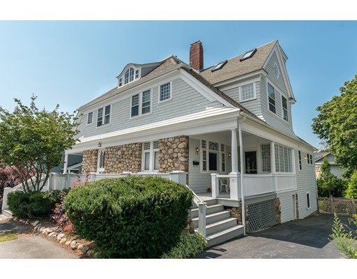 Casa Unifamiliar por un Venta en 51 Lexington Avenue 51 Lexington Avenue Gloucester, Massachusetts 01930 Estados Unidos