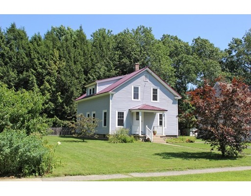 Single Family Home for Sale at 115 Oakland Street Greenfield, Massachusetts 01301 United States